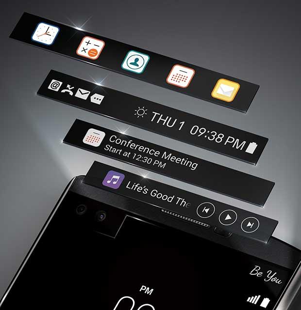 lgv10 2 01 10 15 - LG V10: smartphone con due display e depth sensing