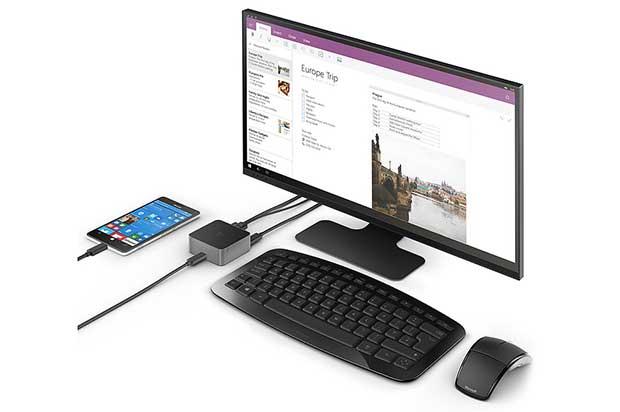 """lumia950 950XL 3 06 10 15 - Lumia 950 e 950 XL: smartphone che diventano """"mini PC"""""""