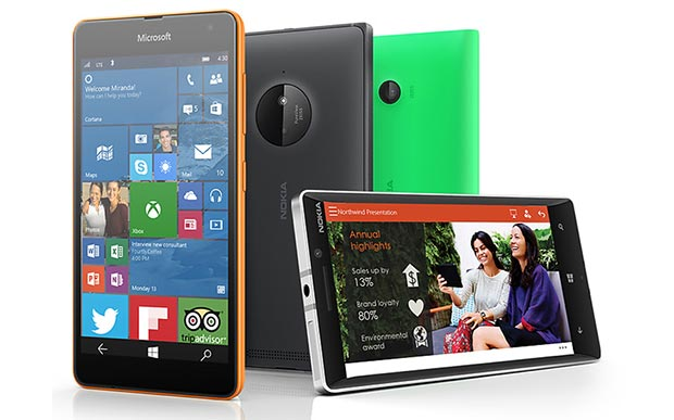 lumia windows phone 10 08 10 2015 - Windows 10: aggiornamento per smartphone Lumia a dicembre