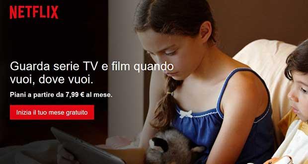 netflix1 22 10 15 - Netflix ufficialmente disponibile in Italia