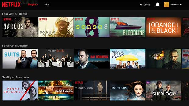 netflix2 22 10 15 - Netflix ufficialmente disponibile in Italia