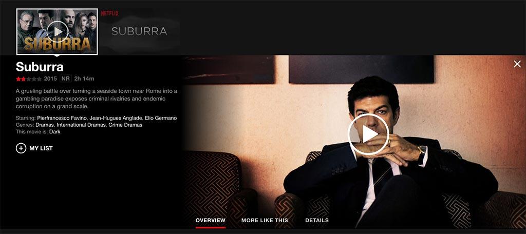 netflix 7 22 10 2015 - Netflix verso l'addio a film e serie TV da tutto il mondo