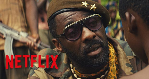 "netflix beasts 16 10 2015 - Netflix: disponibile Beasts of No Nation, il primo film ""Original"""