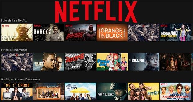 netflix evi 22 10 2015 - Netflix: la guida per vedere film e serie TV da tutto il mondo!