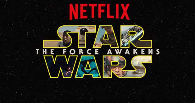 netflix starwars 28 10 15 - Star Wars su Netflix nel 2016...ma solo in Canada