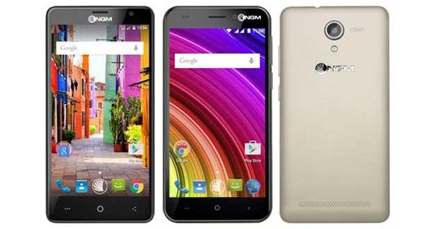 """ngm p503 p508 evi 28 10 15 - NGM You Color P503 e P508: smartphone 5"""" 4G e Dual-SIM"""