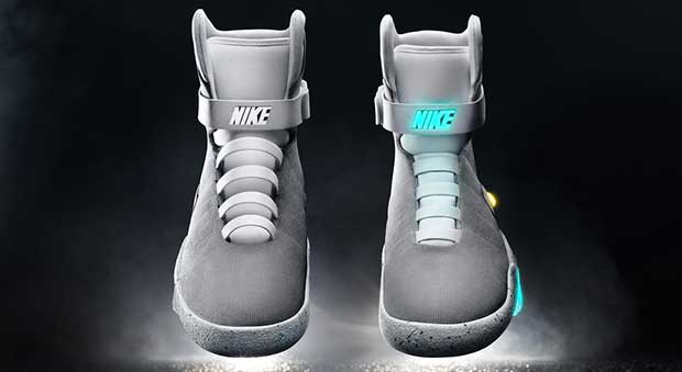 nikeairmag 1 23 10 15 - Nike Air Mag: scarpe auto-allaccianti in arrivo nel 2016