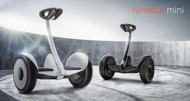 """ninebot mini 1 21 10 15 - Ninebot Mini: un segway economico e """"smart"""""""