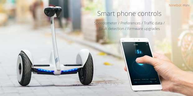 """ninebot mini 6 21 10 15 - Ninebot Mini: un segway economico e """"smart"""""""