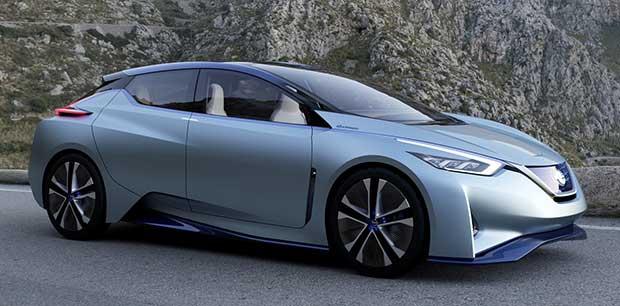 nissan ids 2 28 10 15 - Nissan IDS: concept auto elettrica con guida autonoma