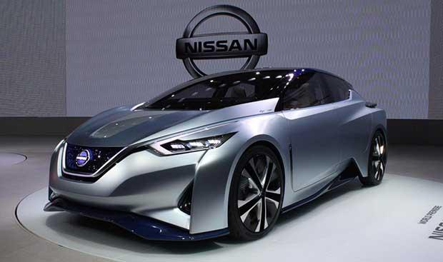 nissan ids 7 28 10 15 - Nissan IDS: concept auto elettrica con guida autonoma