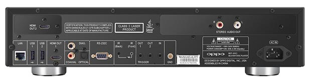 oppo bdt101ci 2 30 10 2015 - Oppo BDT-101CI: lettore Blu-ray per custom installation