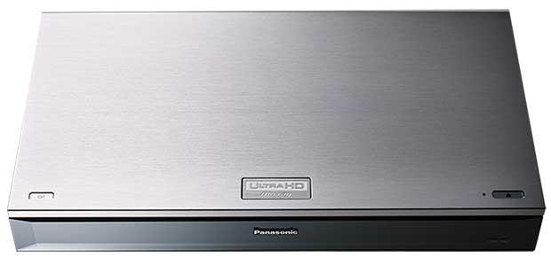 panasonic dmr ubz1 2 07 10 15 - Panasonic DMR-UBZ1: primo Ultra HD Blu-ray al mondo!