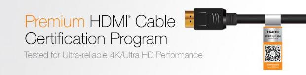 premium hdmi certification 06 10 2015 - HDMI Licensing: cavi HDMI certificati per l'Ultra HD