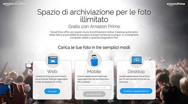 primefoto 2 21 10 15 - Amazon Prime: ora con archiviazione foto illimitato