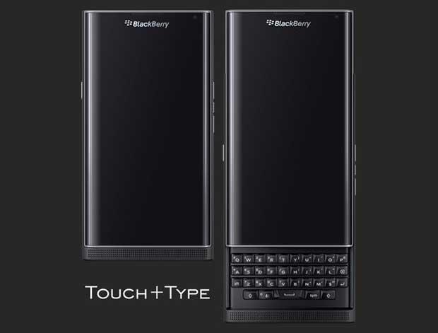 priv 19 10 15 - BlackBerry Priv: primo filmato ufficiale