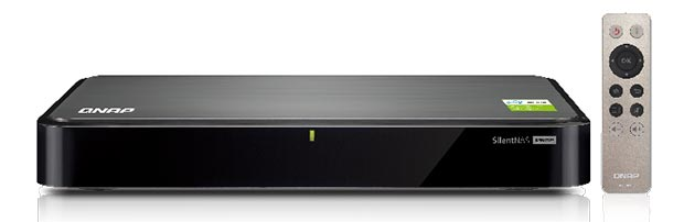 qnap hs251  29 10 2015 - QNAP HS-251+: NAS e media player fanless quad-core