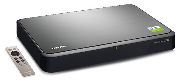 qnap hs251  3 29 10 2015 - QNAP HS-251+: NAS e media player fanless quad-core