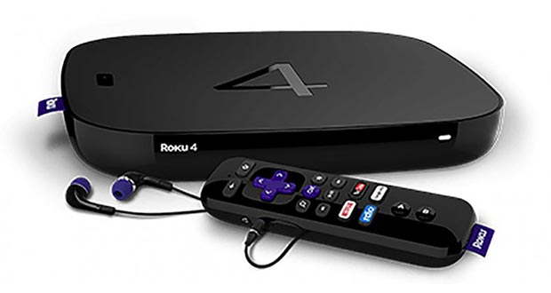 roku4 2 05 10 2015 - Roku 4: set top box 4K con app video-ludiche