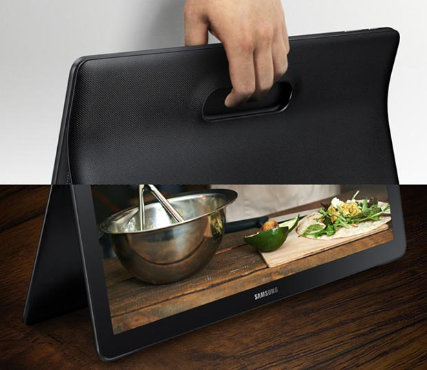 samsung galaxy view 29 10 2015 - Samsung Galaxy View: le specifiche ufficiali