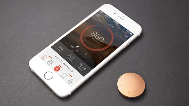 "shine2 4 21 10 15 - Misfit Shine 2: activity tracker e ""telecomando"""