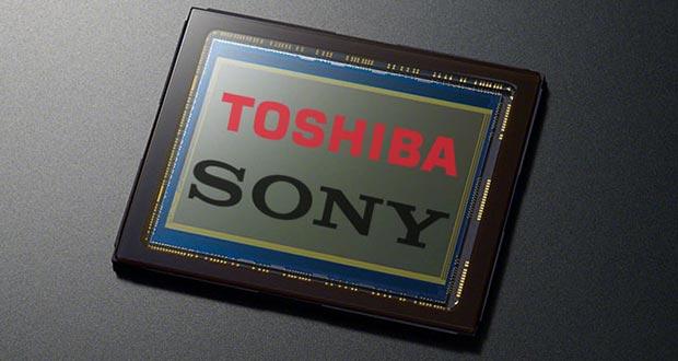 sony toshiba 26 20 2015 - Sony acquisirà i sensori fotografici di Toshiba?