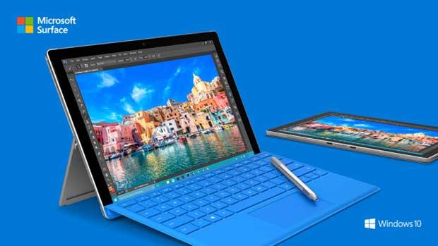 """surfacepro4 2 06 10 15 - Microsoft Surface Pro 4: tablet da 12,3"""" con Win 10 Pro"""