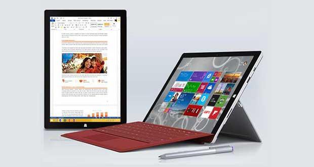 """surfacepro4 evi 06 10 15 - Microsoft Surface Pro 4: tablet da 12,3"""" con Win 10 Pro"""