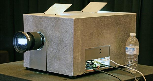 texas instruments 19 10 2015 - Texas Instruments: proiettore DLP che simula il 4K