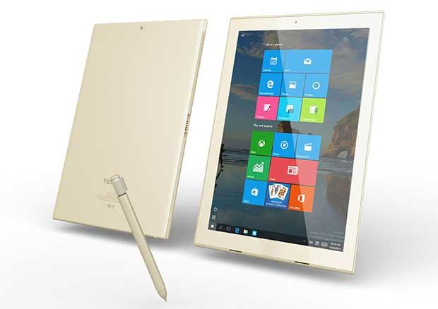 toshibadynapd2 13 10 15 - Toshiba dynaPad: tablet / notebook Win 10 da 12 pollici