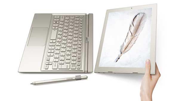 toshibadynapd3 13 10 15 - Toshiba dynaPad: tablet / notebook Win 10 da 12 pollici