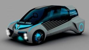 toyota fvc plus 1 12 10 15 300x169 - Toyota: concept auto a idrogeno che alimenta la casa
