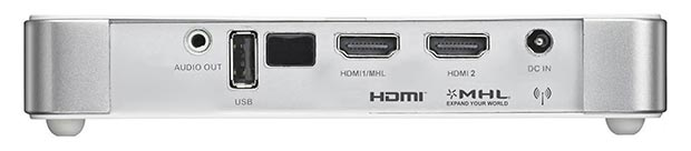 vivitek qumi q6 2 03 10 2015 - Vivitek Qumi Q6: proiettore DLP compatto a LED