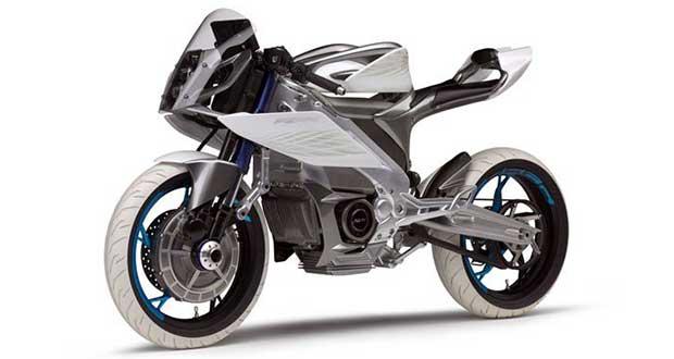 yamahapes2 1 19 10 15 - Yamaha PES2 / PED2: prototipi moto 100% elettriche