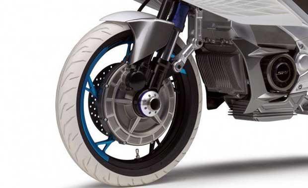 yamahapes2 2 19 10 15 - Yamaha PES2 / PED2: prototipi moto 100% elettriche