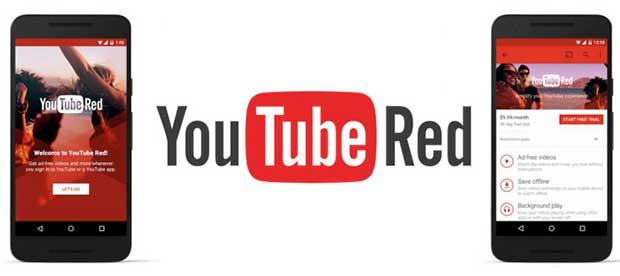 youtube red 1 22 10 15 - YouTube Red: addio pubblicità e contenuti esclusivi a 9,99$