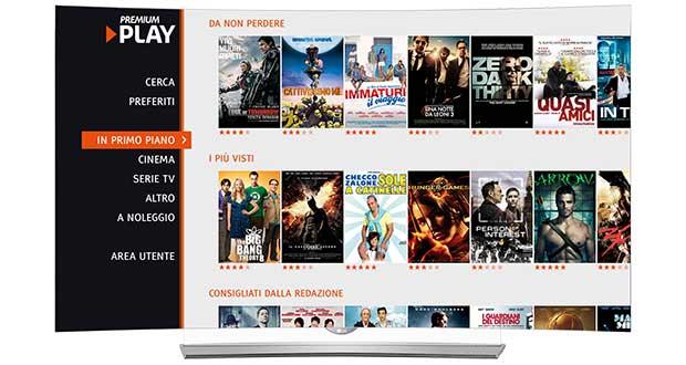 LG Premium Play 05 11 15 - Premium Play ora anche sulle smart TV di LG