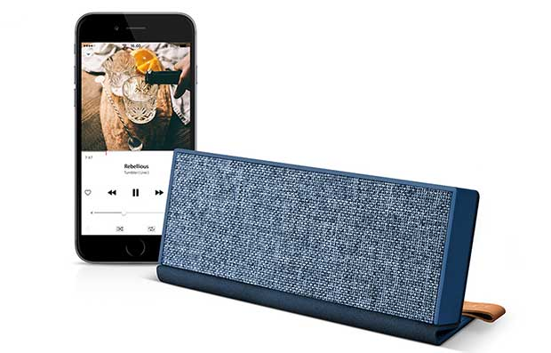 Rockbox1 06 11 15 - Fresh 'n Rebel Rockbox: speaker Bluetooth in tessuto