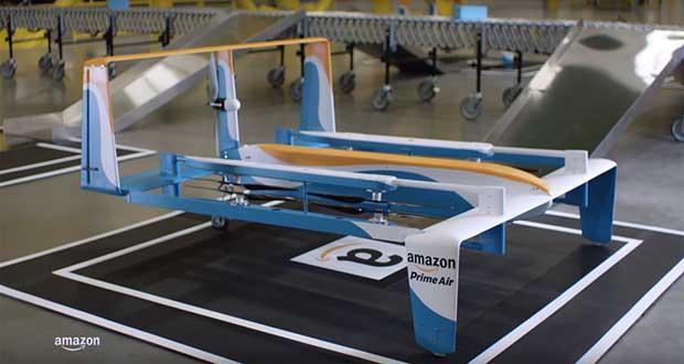 amazon prime air1 30 11 15 - Amazon Prime Air: drone per consegne in 30 minuti