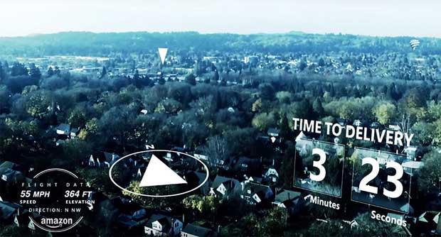 amazon prime air2 30 11 15 - Amazon Prime Air: drone per consegne in 30 minuti