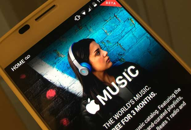 applemusic android1 11 11 15 - Apple Music disponibile su smatphone Android