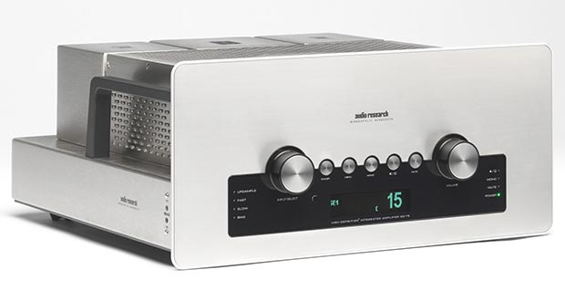 audio research GSi75 2 20 11 2015 - Audio Research GSi75: ampli / DAC stereo a valvole
