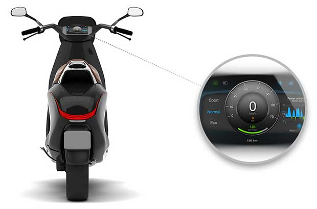 "boltscooter 5 03 11 15 - Bolt AppScooter: scooter elettrico ""smart"" da 150 km"