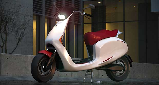 "boltscooter evi 03 11 15 - Bolt AppScooter: scooter elettrico ""smart"" da 150 km"