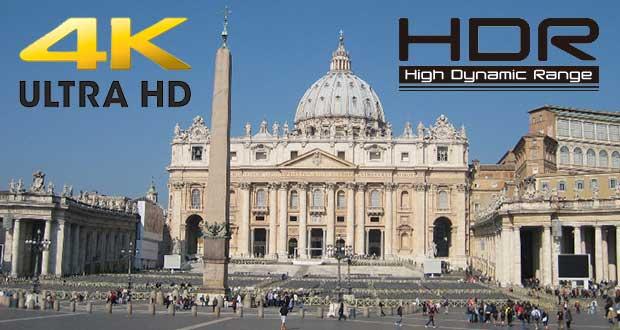 ctv4k hdr evi 17 11 15 - Giubileo: riprese cerimonia in 4K Ultra HD e HDR