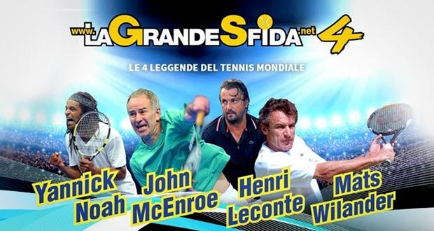 grande sfida 4 ultrahd 20 11 2015 - La Grande Sfida 4: tennis in Ultra HD su satellite