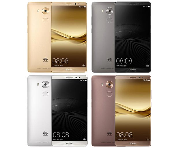 huawei mate 8 26 11 2015 - Huawei Mate 8: ufficiale il nuovo phablet con Kirin 950