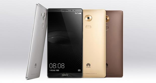 huawei mate 8 evi 26 11 2015 - Huawei Mate 8: ufficiale il nuovo phablet con Kirin 950