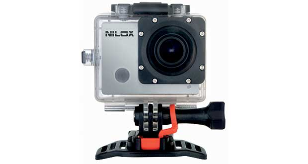 nilox f60 reloaded1 04 11 15 - Nilox F-60 Reloaded: action-cam 1080p con nuova ottica