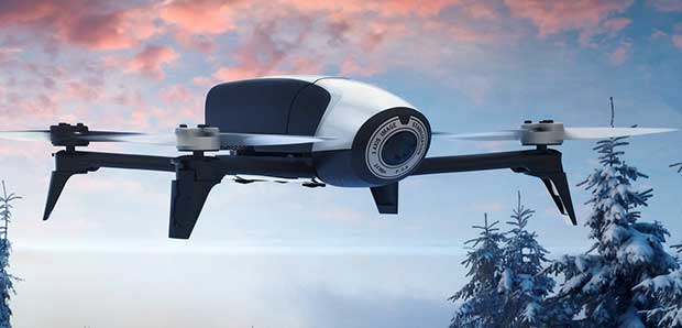 parrot bebop2 1 18 11 15 - Parrot Bebop 2: drone con 25 minuti di autonomia